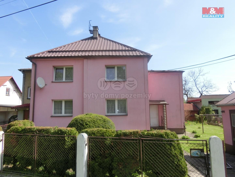 Prodej, rodinný dům 5+1, Chotěbuz