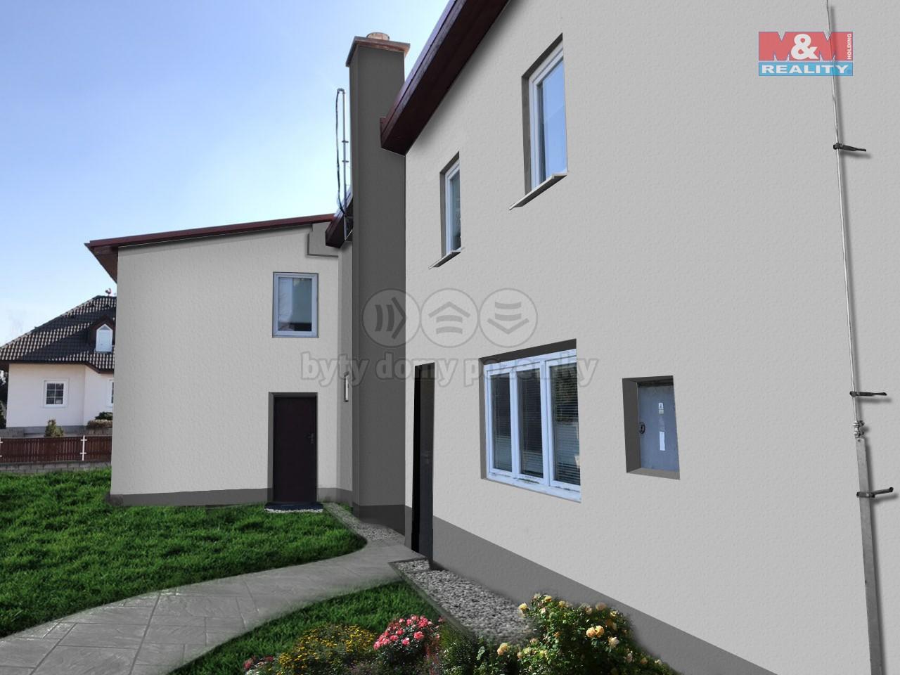 Prodej, rodinný dům, 1387 m2, Tuněchody