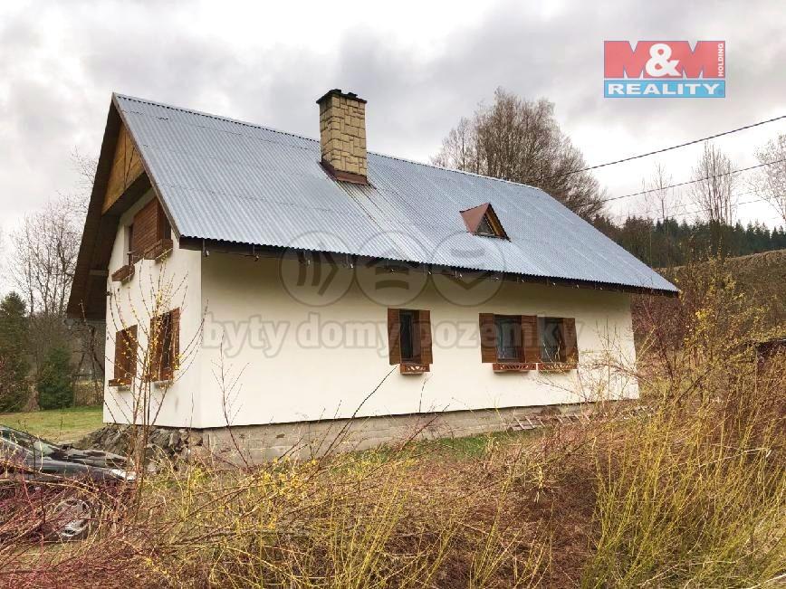 Prodej, rodinný dům 4+1, Velké Karlovice