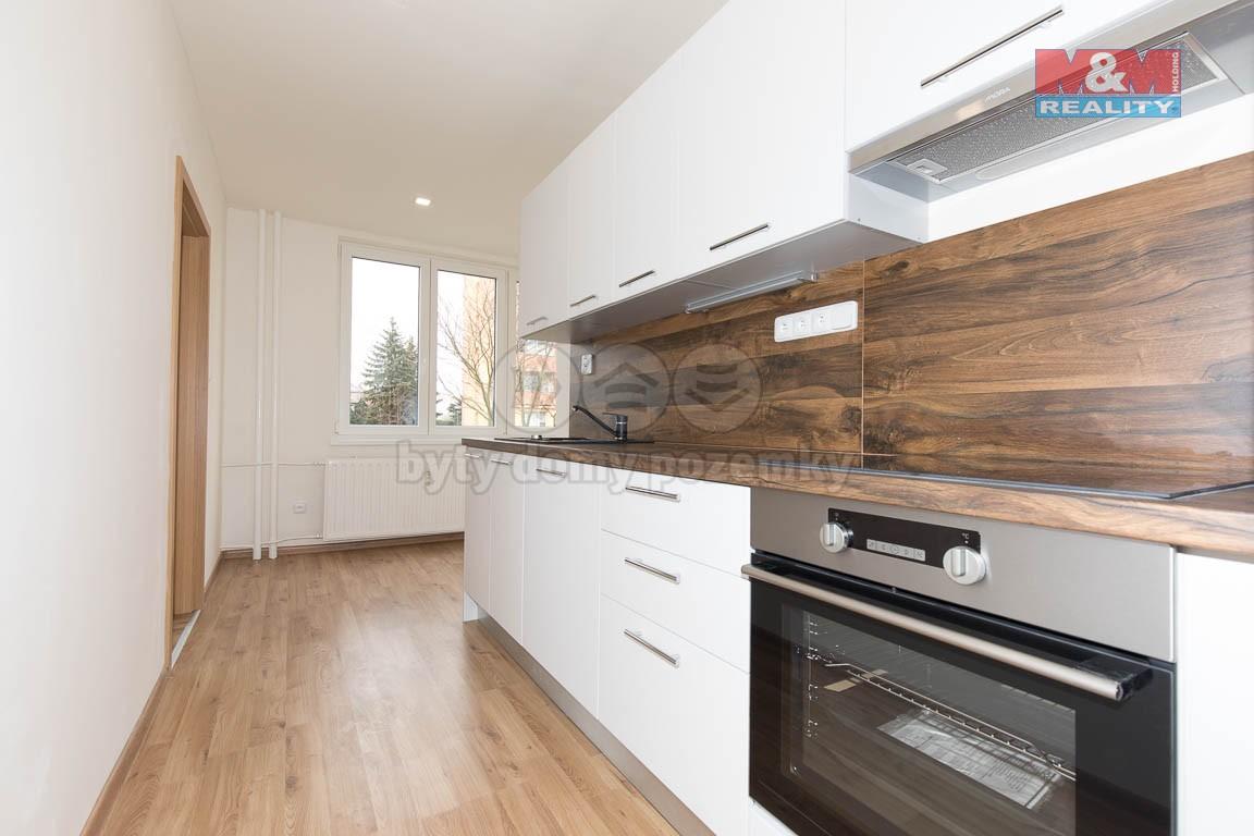 Prodej, byt 4+1, 79 m², Chomutov, ul. Matěje Kopeckého