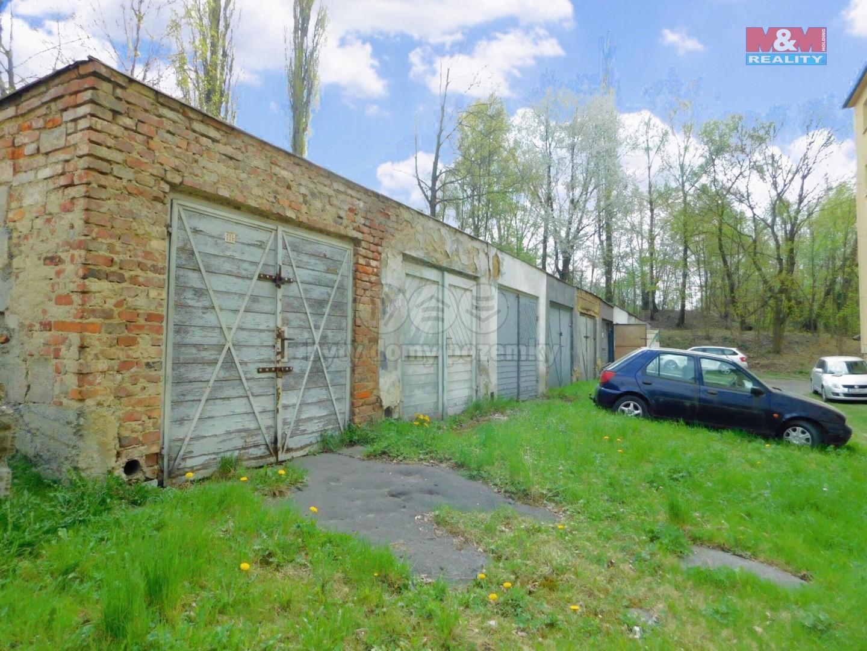 Prodej, garáž, Ostrava, ul. Bohumínská