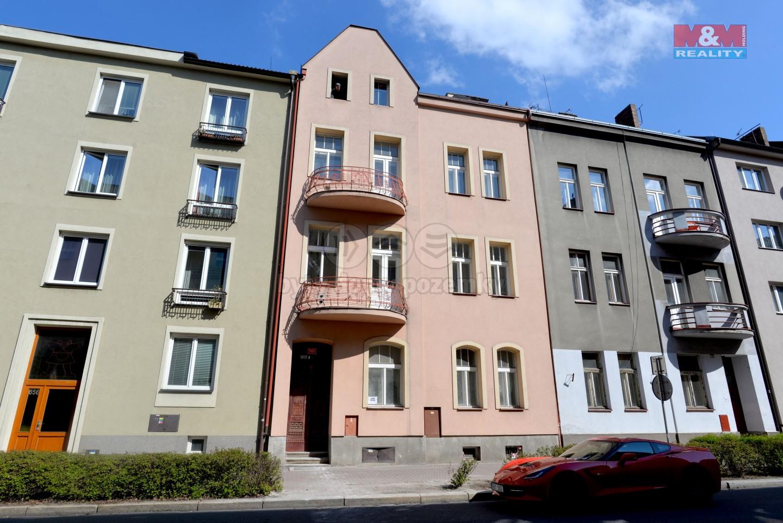 Prodej, byt 2+kk, Pardubice - centrum