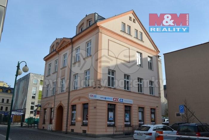 Pronájem, byt 1+kk, 32 m2, Jablonec nad Nisou, ul. Máchova
