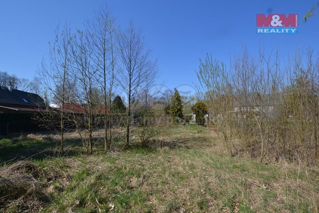 Prodej, zahrada, 560 m2, Raspenava, ul. V Údolí