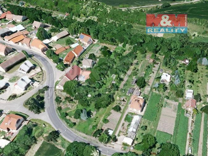 Pozemek k prodeji (Building lot, 1727 m2, Louny, Peruc)