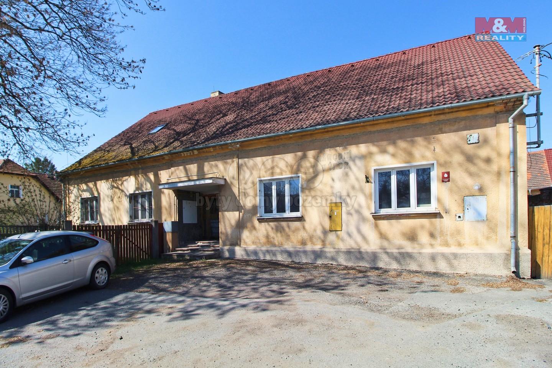 Prodej, rodinný dům, 552 m2, Kaznějov, ul. Plzeňská
