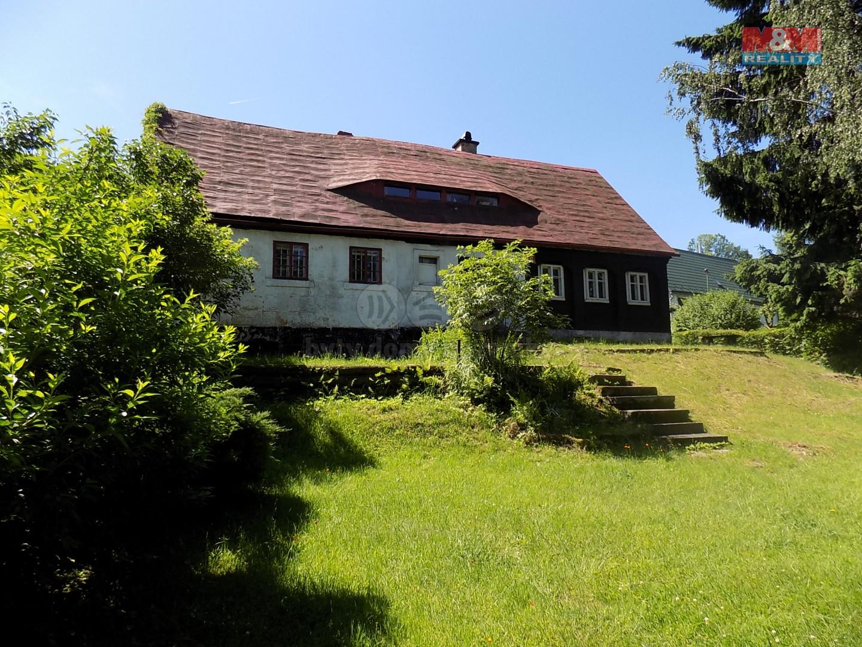 Prodej, Chalupa, 1147 m2 , Jiřetín pod Jedlovou - Rozhled