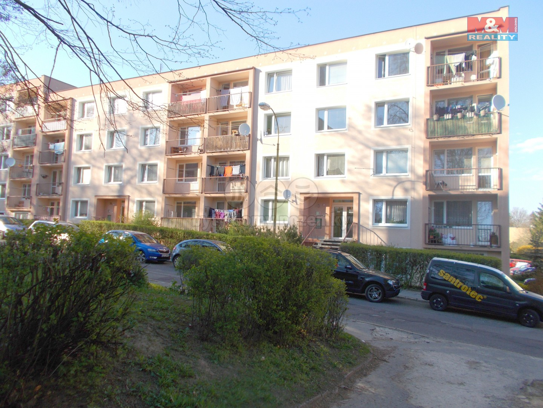 Prodej, byt 1+1, 35 m2, Nový Bor