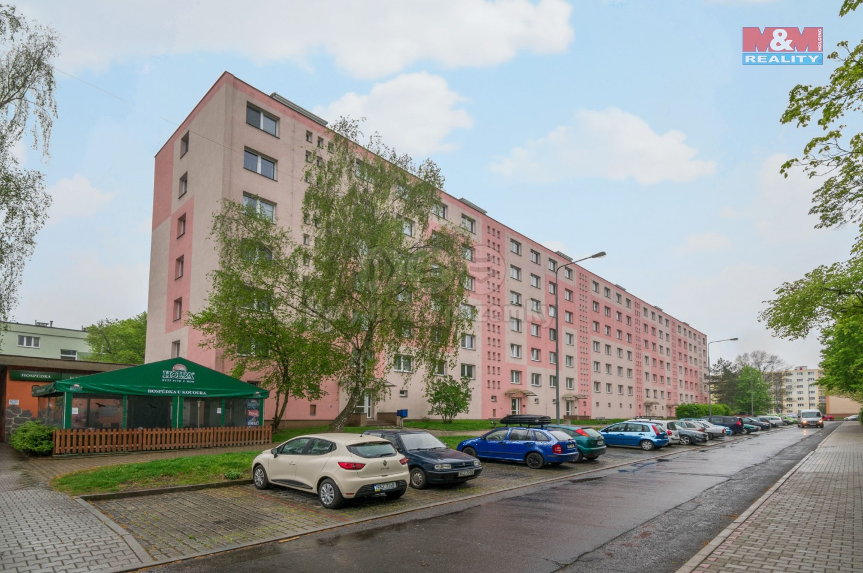 (Prodej, byt 2+1, 54 m2, Kladno, ul. Havanská), foto 1/17