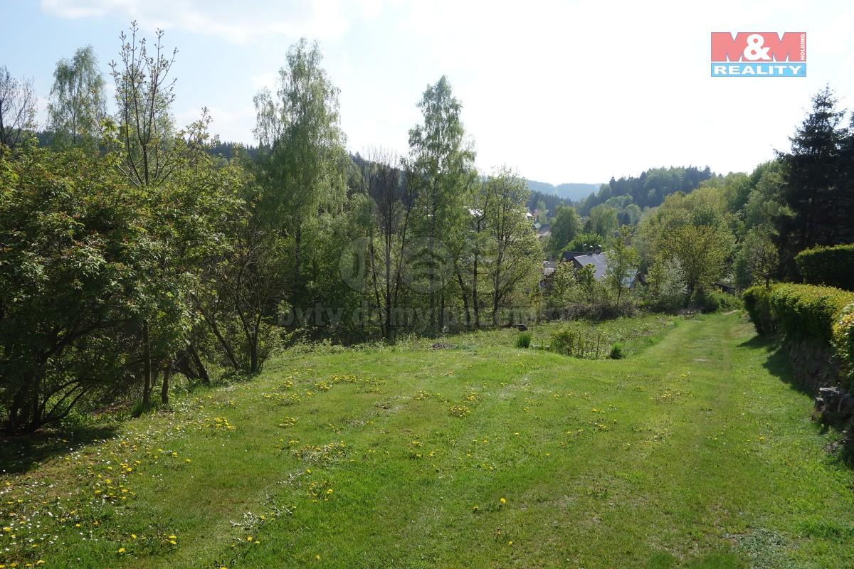Prodej, stavební pozemek, 2128 m2, Nová Ves nad Nisou