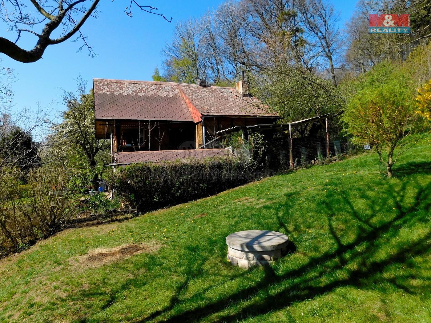 Prodej, chata, Třebívlice, 683 m2