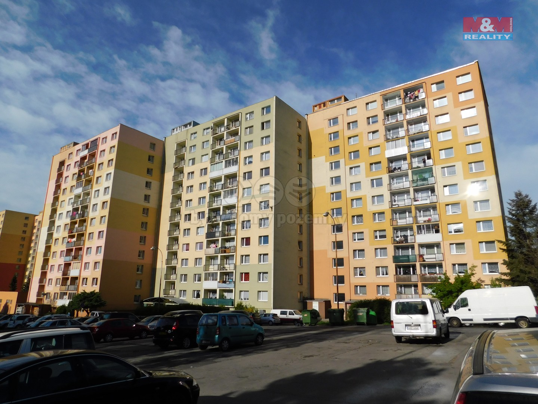 Pronájem, byt 2+1, 62 m2, Chomutov, ul. Holešická