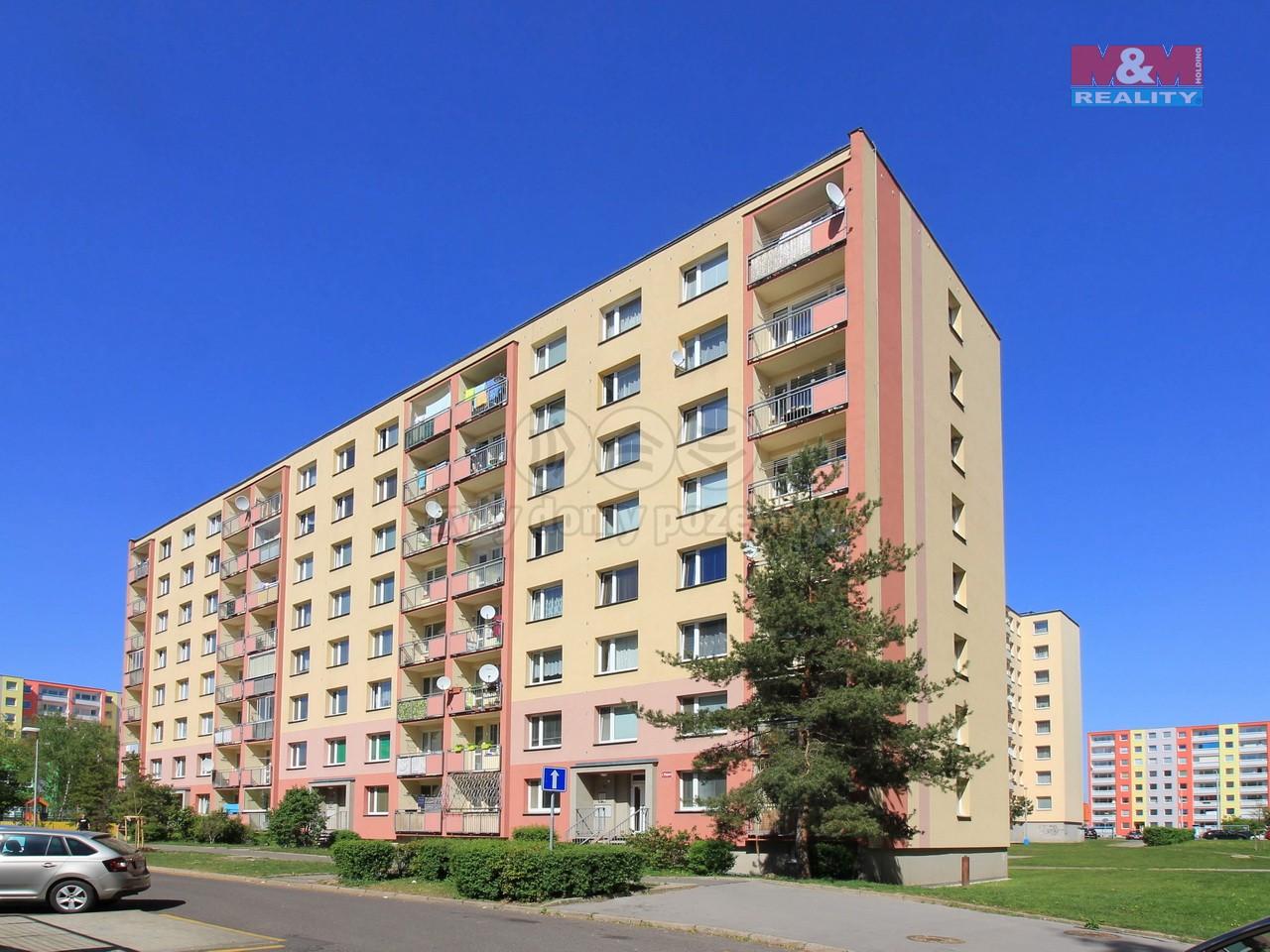 Pronájem, byt 2+1, 68 m2, DV, Teplice, ul. Julia Payera