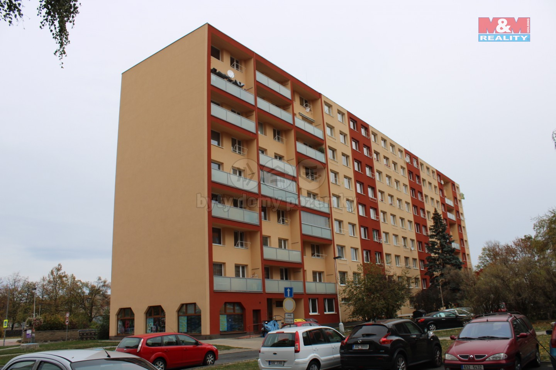 (Flat 3+1, 55 m2, Kladno)