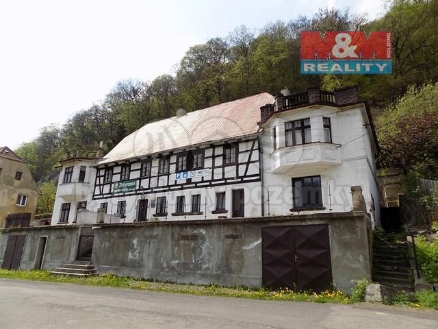 Prodej, Rodinný dům, 835 m2, Dobkovice