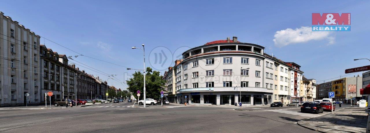 Pronájem, byt 3+kk, Hradec Králové, ul. třída Karla IV.