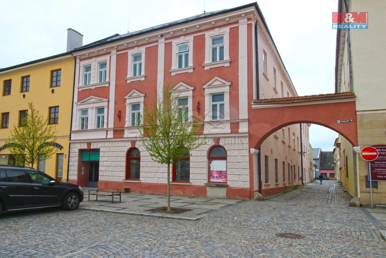 Prodej, hotel, Moravská Třebová, ul. nám. T. G. Masaryka