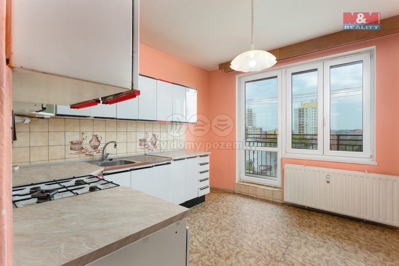 Prodej, byt 3+1, 71 m2, Ostrava - Zábřeh, ul. U Studia
