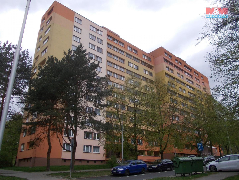Pronájem, byt 1+1, 36 m2, Ostrava - Poruba, ul. I. Sekaniny