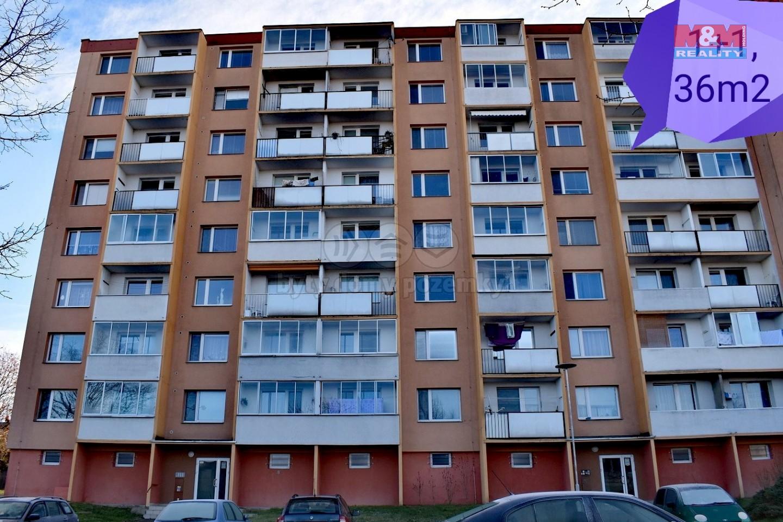 Pronájem, byt 1+1, Olomouc, ul. U cukrovaru