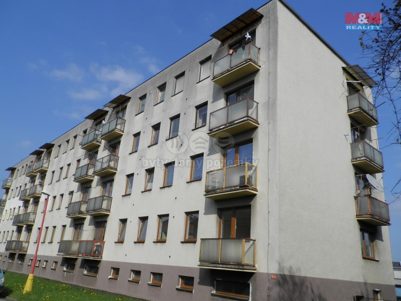 Prodej, byt 3+1, garáž, Nový Bydžov, ul. Na Švarcavě