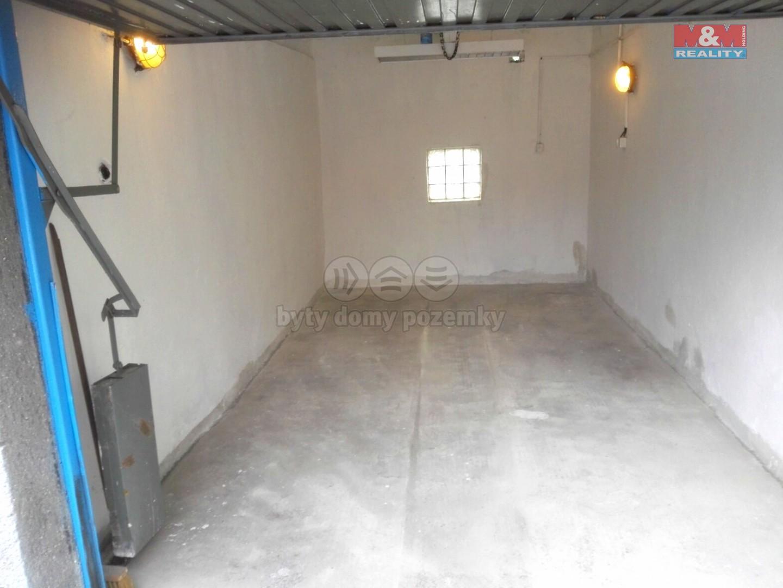 Prodej, garáž, 17 m2, Ostrava - Zábřeh, ul. Pavlovova