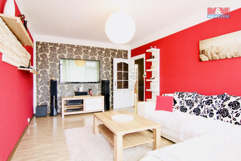 Prodej, byt 3+1, 79 m2, Děčín, ul. Řetězová