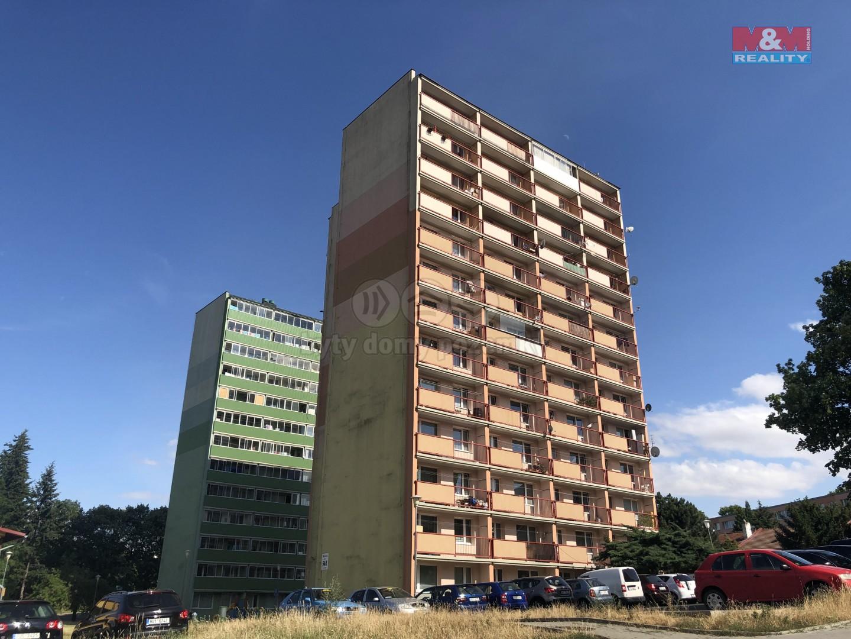 Prodej, byt 1+1, 34 m2, OV, Most, ul. K. J. Erbena