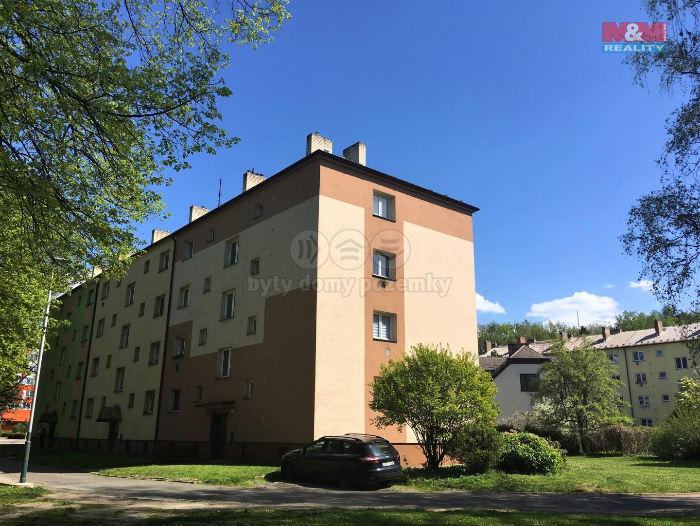 Pronájem, byt 2+1, 50 m2, Ostrava - Zábřeh, ul. Samoljovova