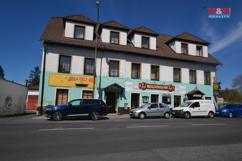 Prodej, nájemní dům, 841 m2, Liberec, ul. Ruprechtická
