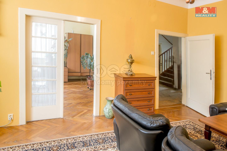 Prodej, rodinný dům, 823 m2, Brno - Komárov