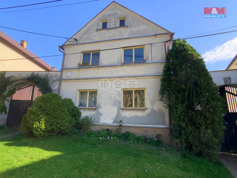 Prodej, rodinný dům, 5+1, 1167 m2, Krsy