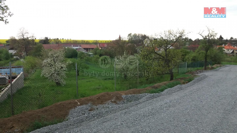 Prodej, pozemek k výstavbě, 2501 m2, Medlovice u Vyškova