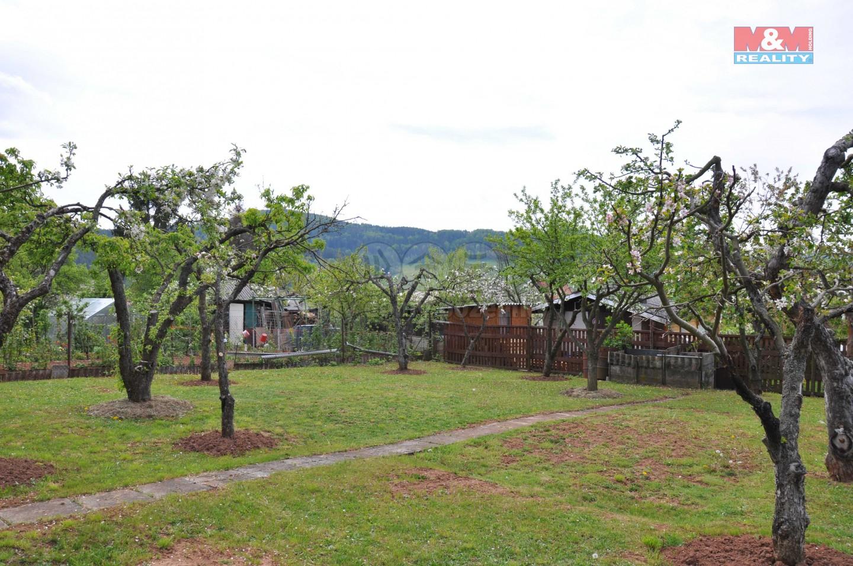 Prodej, zahrada, Moravská Třebová