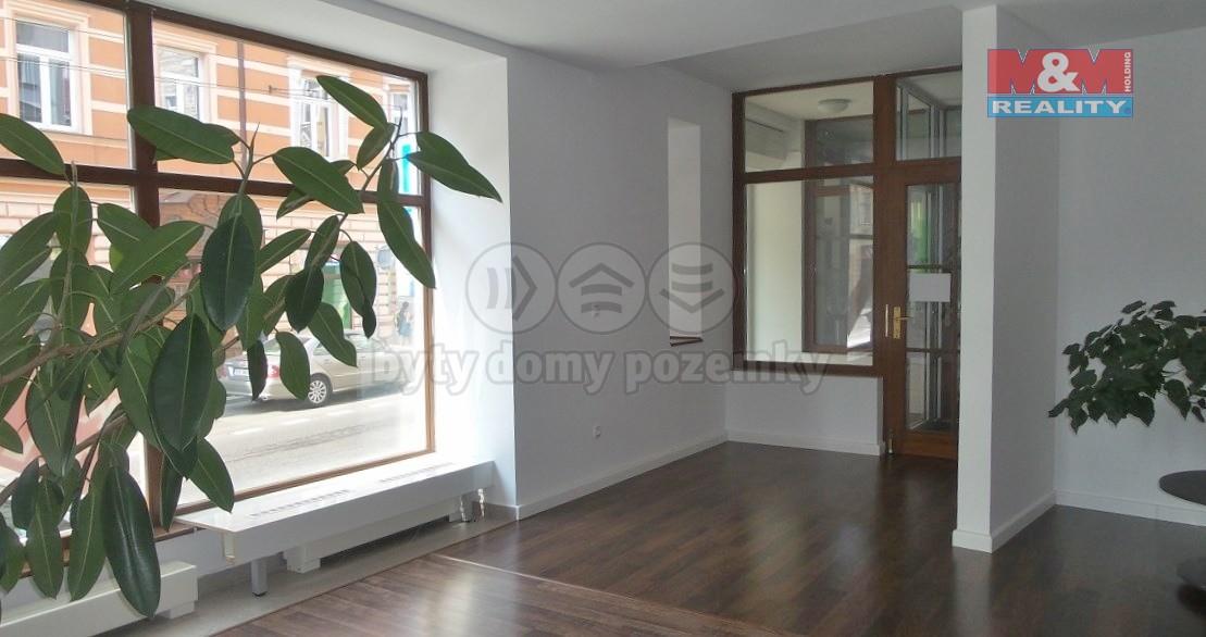 Komerční prostor  (Pronájem, komerčního prostoru, 44 m2, Teplice, ul. U Nádraží), foto 1/4