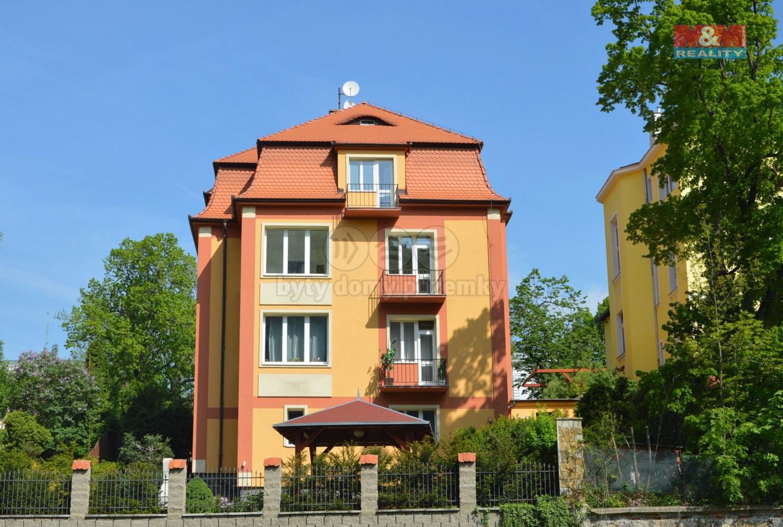 Pronájem, byt 3+1, OV, 138 m2, Teplice, ul. Poštovní