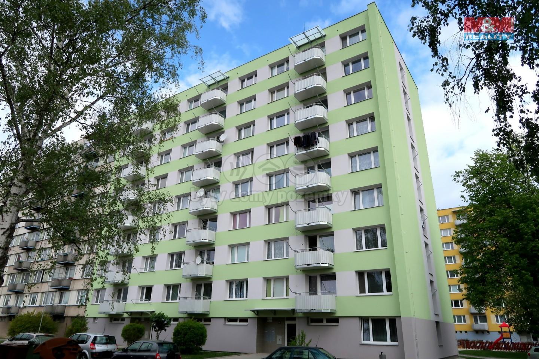 Prodej, byt 1+kk, 21 m2, Strakonice, ul. Dukelská
