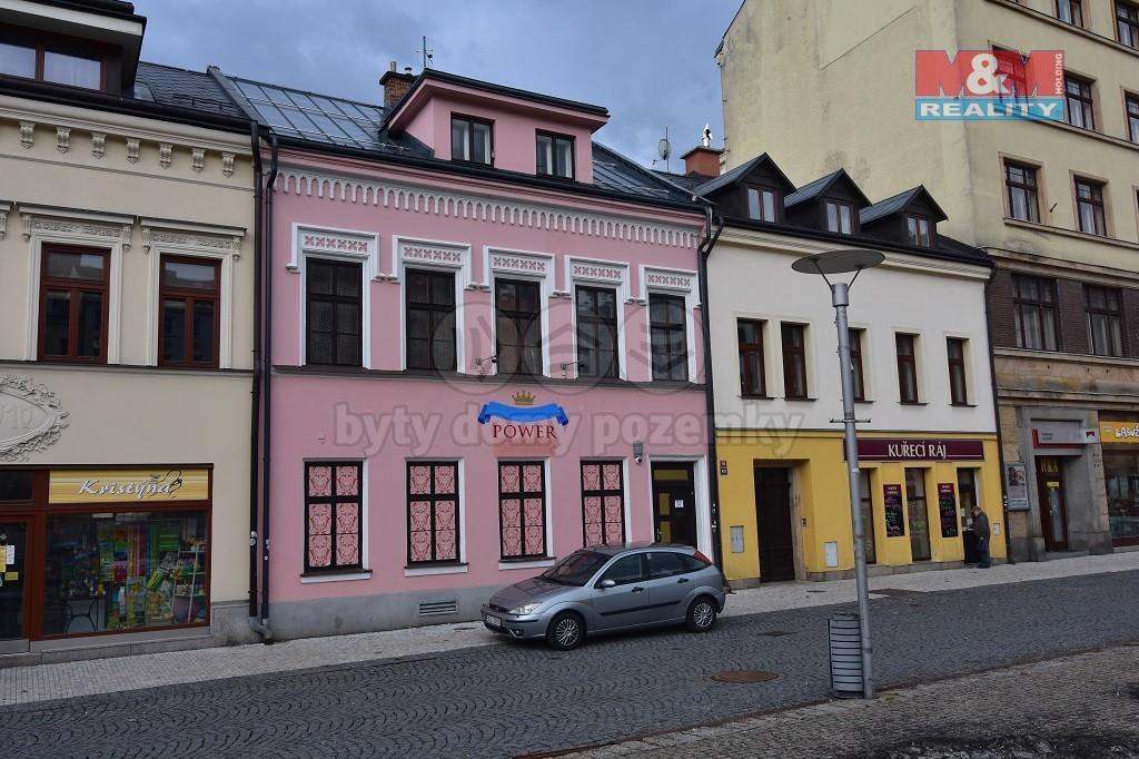 Prodej, komerční objekt, Jablonec nad Nisou