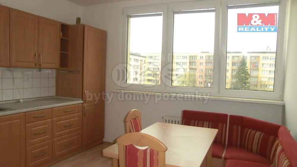 Pronájem, byt 3+1, 70 m2, Opava, ul. Grudova