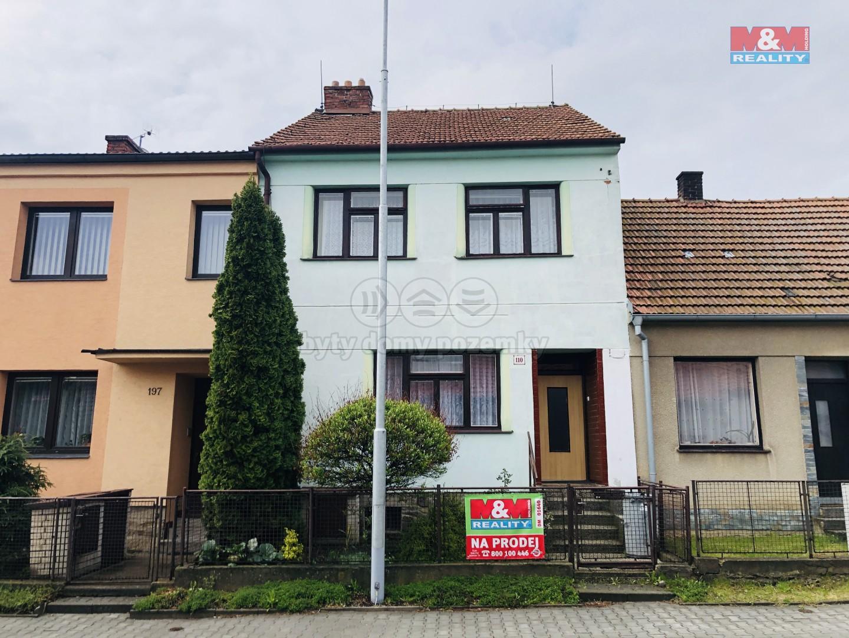 Prodej, rodinný dům, Vysoké Popovice