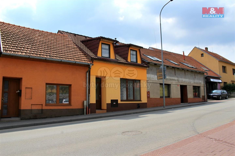 Prodej, rodinný dům, 86 m2, Ivančice, ul. Oslavanská