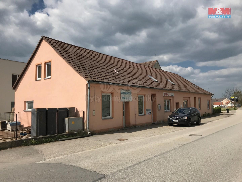 Prodej, kancelářské prostory, 580 m2, Hrdějovice, ul. Luční