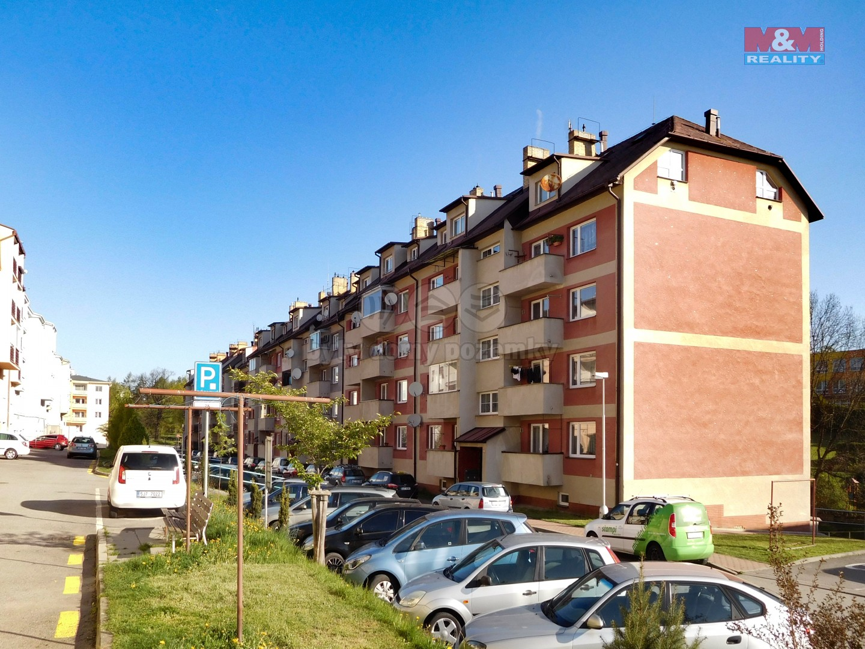 Prodej, byt 3+1, Pelhřimov, ul. U Rendlíku