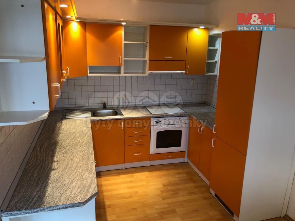 Prodej, byt 3+1, 71 m2, Ostrava, ul. Nádražní