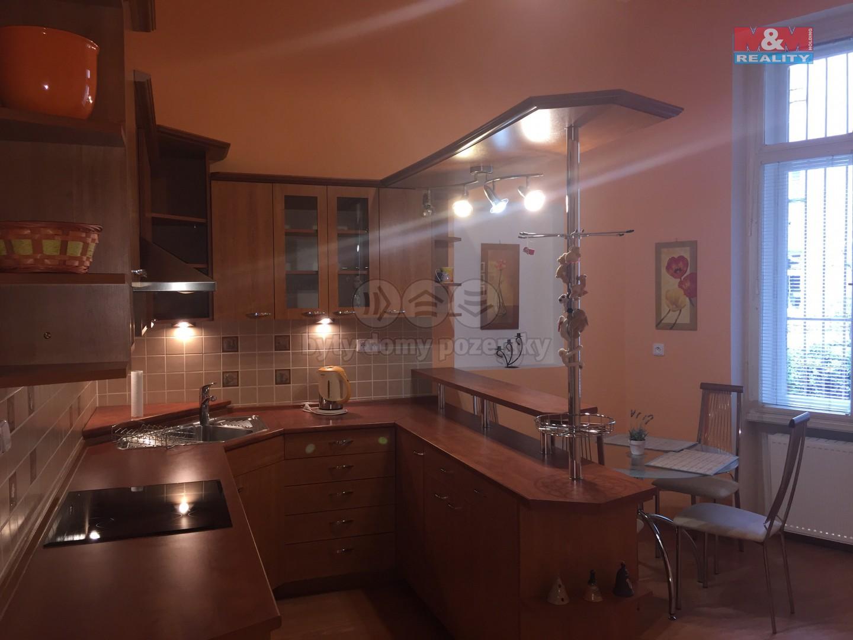 Pronájem, byt 2+1, 80 m2, Olomouc, ul. 1. máje