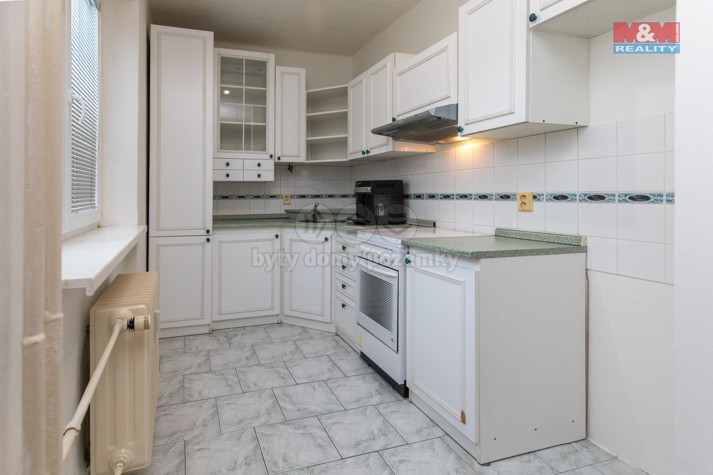 Prodej, byt 2+1, 57 m2, Česká Třebová, ul. Riegrova