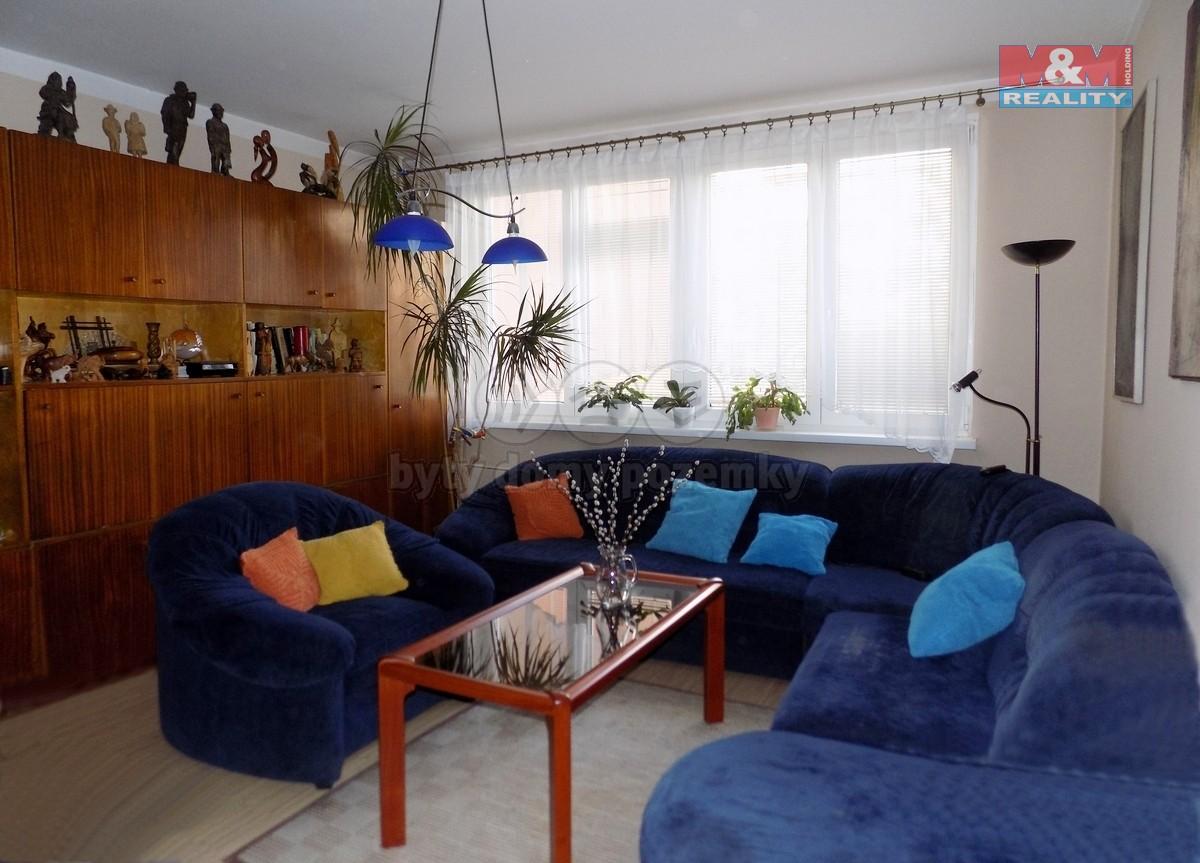 Prodej, byt 4+1, 102 m2, Ostrava, ul. Mánesova