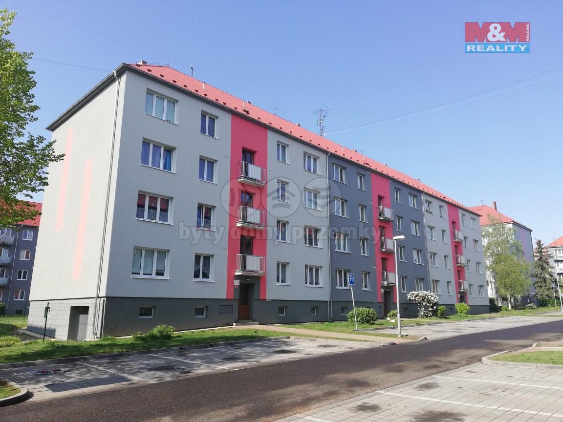 Prodej, byt 3+1, 67 m2, OV, Jirkov, ul. K. H. Máchy
