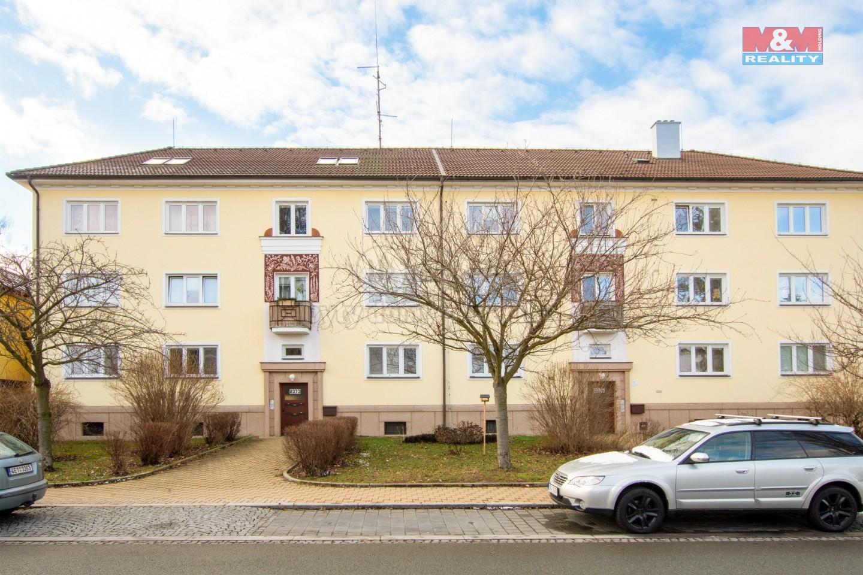 Pronájem, byt 2+1, 62 m2, Pardubice, ul. Čs. armády
