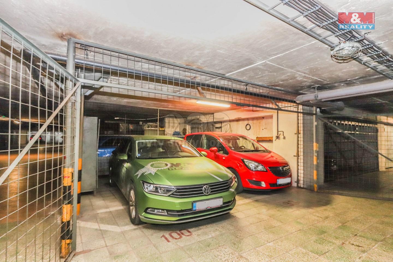 Prodej, garáž, Praha - Strašnice